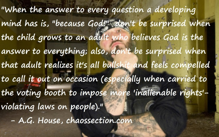 AG House quote