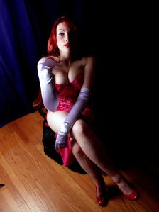 """I'm not bad. I'm just drawn that way.""  ~ Jessica Rabbit"