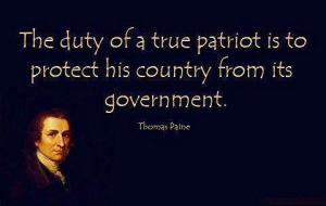 TP patriotic duty
