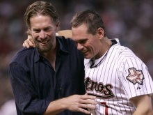 Bagwell and Biggio