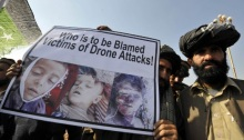 Pakistan Drones Attack Victims