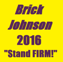 Brick Johnson 2016
