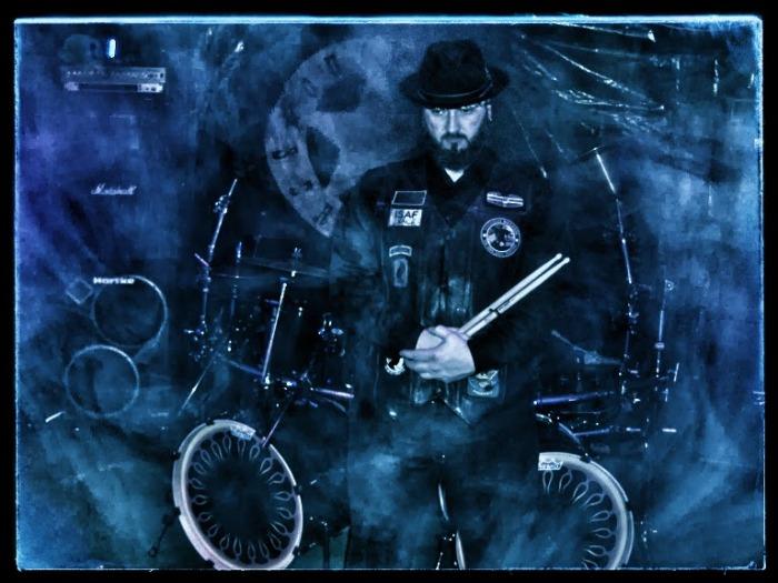 Cloudy Drummer