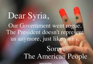 Dear Syria