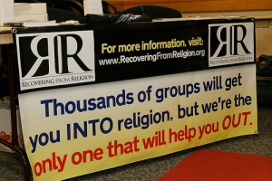 RR booth banner
