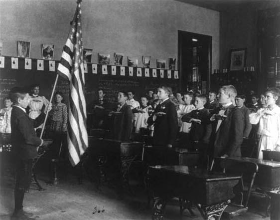 Flag Day 1899