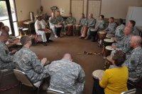 drum thrapy circle