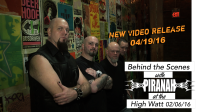 Behind the Scenes promo video reith group standing against  wall